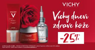 Vichy 25 % ugodneje