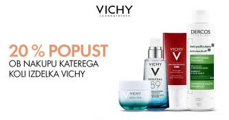 Vikend akcijska ponudba izdelkov Vichy