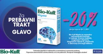 Bio-Kult Migrea 20 % ugodneje