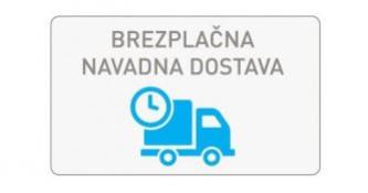 Brezplačna navadna dostava v Spletni Lekarni Ljubljana: 1. 6. 2021
