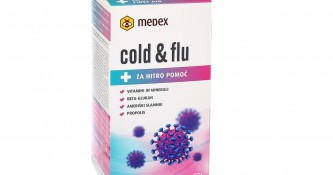Medex Cold & Flu instant napitek