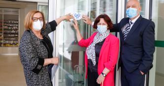Lekarna Ljubljana odprla prve Demenci prijazne točke v svojih enotah