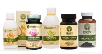 Izbrani izdelki Ekolife Natura 15 % ugodneje