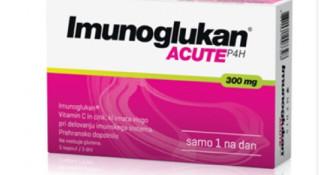 Imunoglukan acute P4H 10% ugodneje