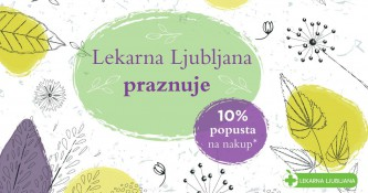 Lekarna Ljubljana praznuje