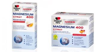 15 % popusta na Doppelherz System Magnezij 400 citrat