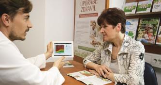 Frax in svetovanje pri osteoporozi