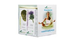 Soria Natural paket, 4 x 50 ml, 10 % ugodneje