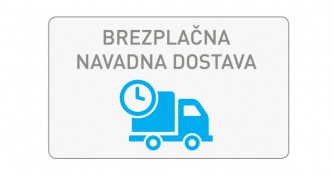 Brezplačna navadna dostava v Spletni Lekarni Ljubljana: 5. 3. 2019