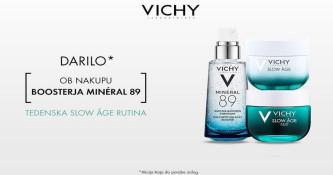 Darilo ob nakupu Vichy Mineral 89 dnevni Booster