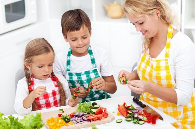Otroci in vitamini
