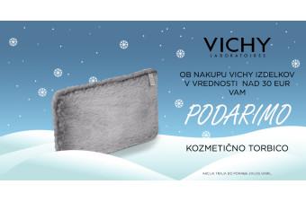 Darilo ob nakupu izdelkov Vichy