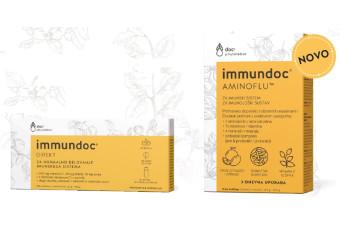 Izdelka Immunodoc 10 % ugodneje