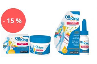 Oil of the King - Kraljevo olje 15 % ugodneje