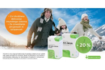 Betaglukan Plus in AK-Imun 20 % ugodneje