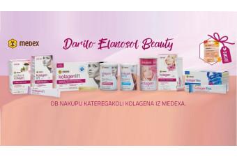 Darilo: Elanosol Beauty ob nakupu kateregakoli kolagena iz Medexa