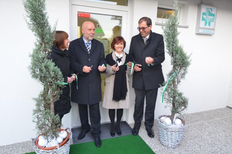 Lekarna Ljubljana odprla novo enoto v Zagradcu