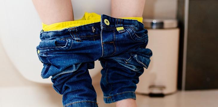 Črevesne okužbe pri otrocih