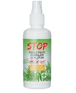 STOP pršilo proti komarjem in klopom 30 % ugodneje