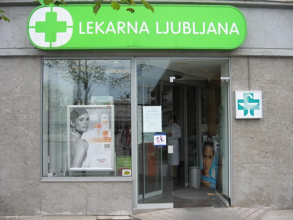Lekarna Bežigrad